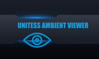 Руководство пользователя UNITESS AMBIENT VIEWER