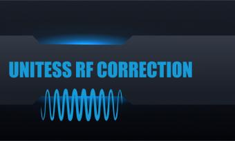 Руководство по эксплуатации UniTesS RF Correction