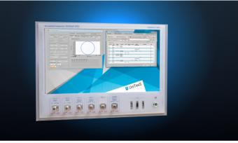 Имитатор сигналов UniTesS GNSS Generator в переносном, ударопрочном кейсе