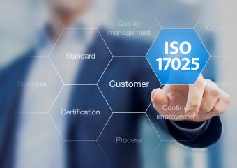 Принят ГОСТ ISO/IEC 17025 - 2019